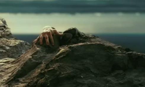 hand-cliff