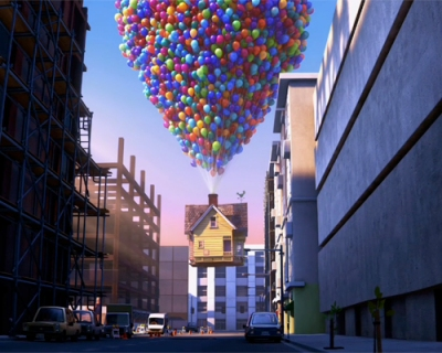 Up by Pixar