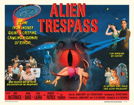 Alien Trespass - Incursion Extraterrestre (2009)