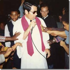 """Jonestown: The Life and Death of Peoples TempleÓ and ÒJesus CampÓ will screen as part of the Academy of Motion Picture Arts and SciencesÕ 26th annual ÒContemporary DocumentariesÓ series on Wednesday, October 3, at 7 p.m. at the AcademyÕs Linwood Dunn Theater in Hollywood. Admission is free. Pictured here: A scene from ""Jonestown: The Life and Death of Peoples Temple.Ó  Courtesy of WGBH Educational Foundation"